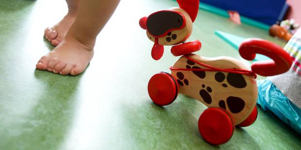 Des produits toxiques dans les jouets en mousse pour bébés - La Libre