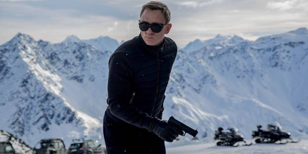 Le Mexique débourse une somme faramineuse pour modifier le script du nouveau James Bond - La Libre