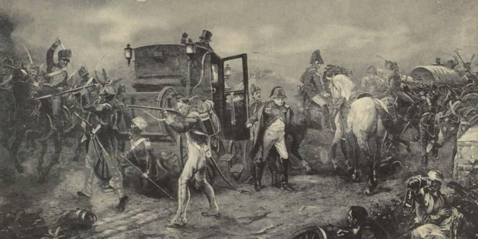 Napoléon à deux doigts d'être capturé à Genappe ?