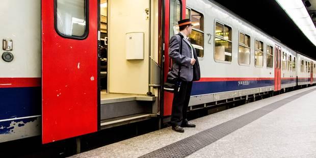 Agression de quatre contrôleurs de la SNCB en gare de Mouscron - La Libre