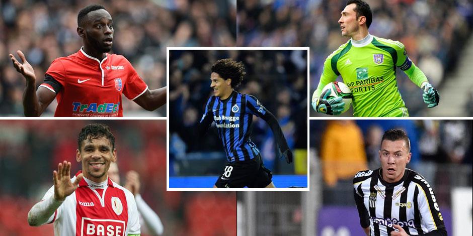 Playoffs: le Standard affronte Bruges pour débuter, Charleroi ira à Anderlecht