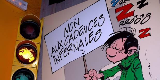 Gaston Lagaffe bientôt adapté au cinéma - La Libre