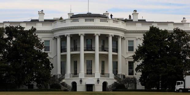 Une réplique de la Maison Blanche pour mieux protéger la vraie? - La Libre