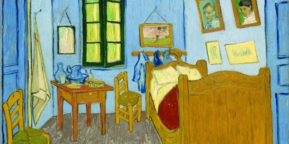 Rangez la chambre de Van Gogh - La Libre