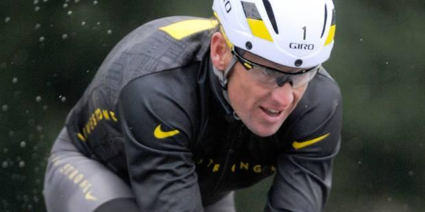 Armstrong de retour sur les routes du Tour de France? - La Libre