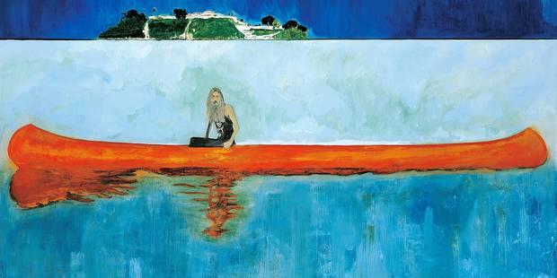 Peter Doig dans la foulée de Gauguin - La Libre