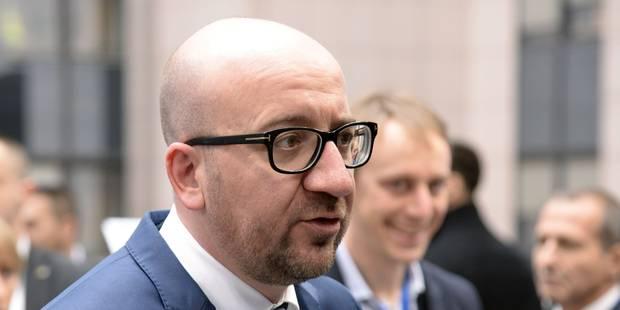 """Charles Michel """"en colère"""", le Benelux obtient une rencontre sur la Grèce avec Donald Tusk - La Libre"""