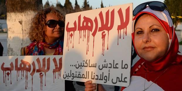 La population tunisienne entre stupeur et colère - La Libre