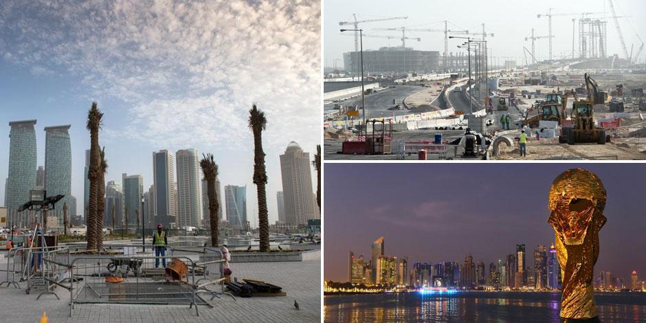 Le Qatar, entre faste et polémiques - La Libre