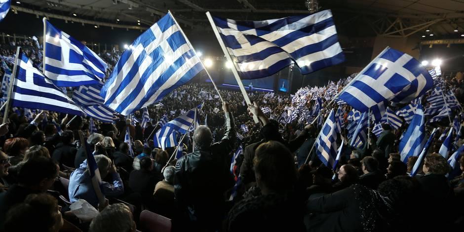 Cours de grec pour les Espagnols ? - La Libre