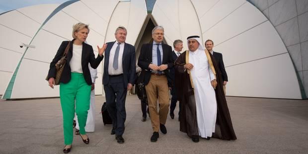 Mission économique princière: onze contrats et accords signés au Qatar - La Libre