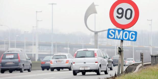 Pollution: circulation alternée à Paris... et rien à Bruxelles. Pourquoi? - La Libre