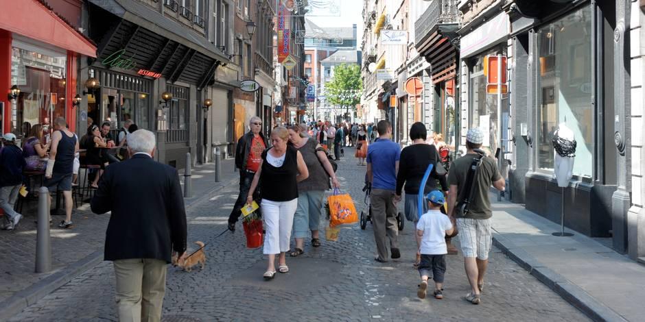 Liège va disposer d'une charte relative aux comités de quartier - La Libre