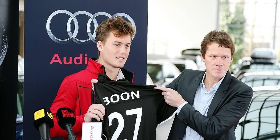 Avec Boon et Gougnard, le Racing frappe très fort - La Libre