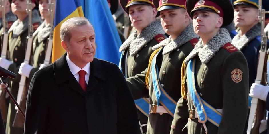Turquie: 11 mois de prison pour des caricaturistes accusés d'avoir insulté Erdogan