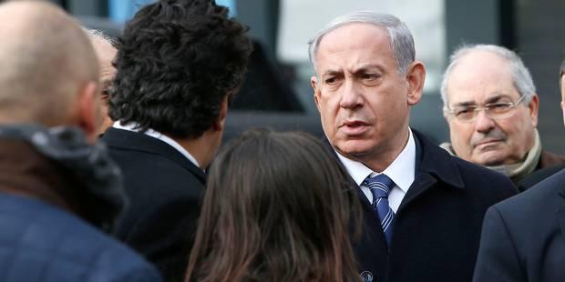 """""""Netanyahu doit prendre des mesures crédibles pour geler la colonisation"""" - La Libre"""