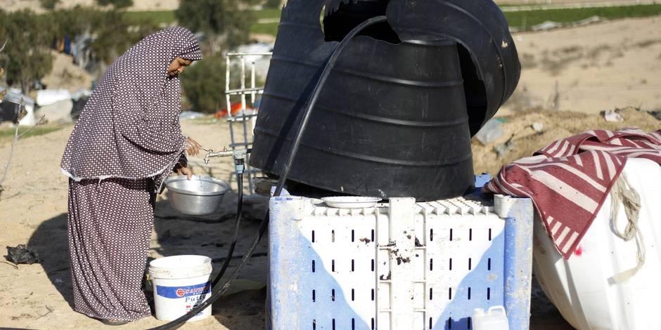 Le Moyen-Orient n'aura bientôt plus une goutte d'eau - La Libre