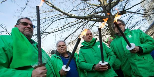 Les centrales publiques de la CSC ne participeront pas à la grève du 22 avril - La Libre