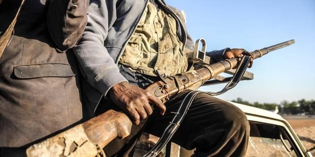 Nord-est du Nigeria: frappes aériennes sur des positions de Boko Haram - La Libre