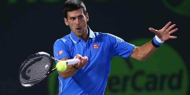 Djokovic veut réformer la Coupe Davis - La Libre