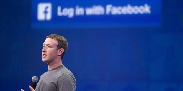 """Voici pourquoi Facebook a déménagé dans de nouveaux bureaux """"sans fantaisie"""" - La Libre"""