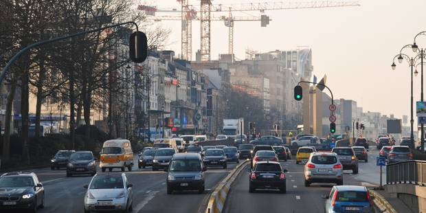 Quelles sont les villes belges les plus embouteillées? (Infographies) - La Libre