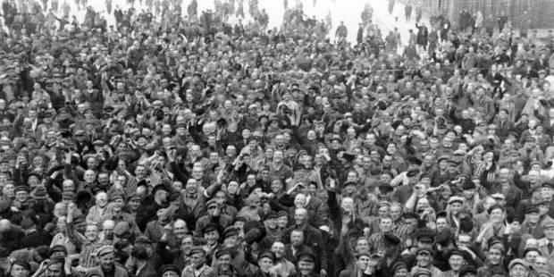 """Les Belges des camps, """"héros"""" oubliés - La Libre"""