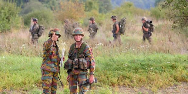 38 % de francophones au top de l'armée - La Libre