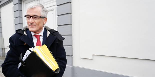 """Contrôle budgétaire: Geert Bourgeois évoque une gestion """"inappropriée"""" de l'administration - La Libre"""