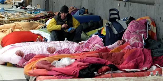 Plus de sans-abri, dont des femmes, l'hiver dernier à Bruxelles - La Libre