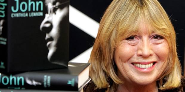 Décès de Cynthia, première épouse de John Lennon - La Libre