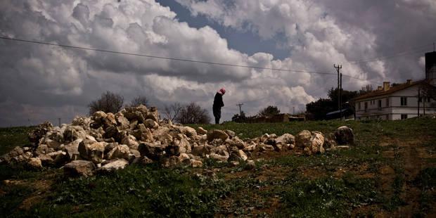 Les rebelles en Syrie contrôlent la frontière avec la Jordanie - La Libre