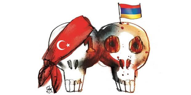 1915-2015: commémorons en Turquie le génocide arménien - La Libre