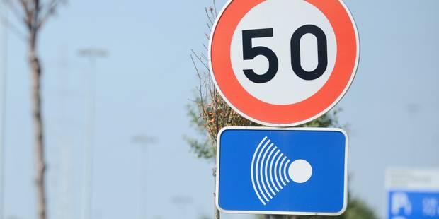 Mobilité à Bruxelles : la Région réduit la vitesse maximale autorisée à 50 km/h dans le tunnel Léopold II - La Libre
