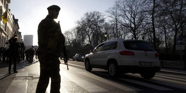 La Belgique présente sa cyber-armée - La Libre