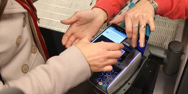 Delhaize lance le paiement via smartphone - La Libre