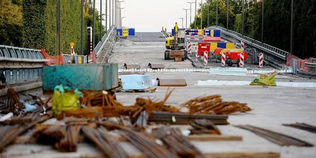 Le chantier du viaduc Reyers débute dans six semaines - La Libre