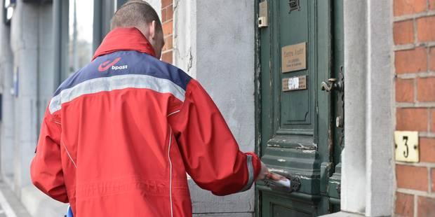 Bpost va assurer des livraisons dans le centre de Bruxelles - La Libre