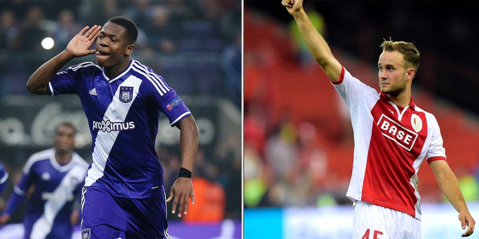 Formation des jeunes: avantage Standard ou Anderlecht? - La Libre