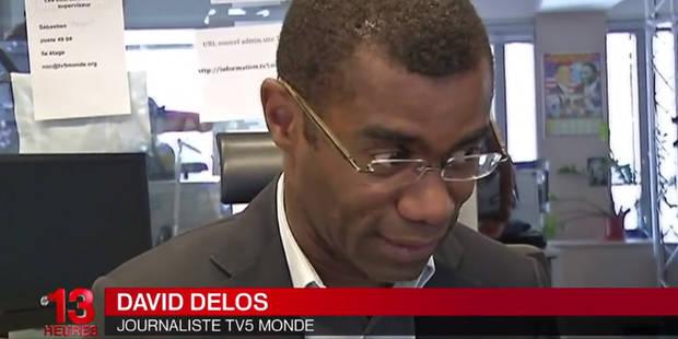 Quelques heures après le piratage, TV5 Monde laisse traîner ses mots de passe aux yeux de tous - La Libre