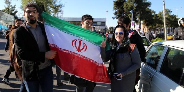 Manifestation à Téhéran contre l'Arabie saoudite après des accusations d'agression sexuelle - La Libre