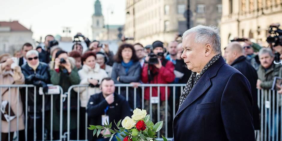 Pologne : Cinq ans après, le crash de Smolensk divise encore le pays