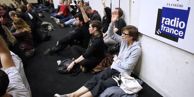"""Radio France: la ministre de la Culture entrevoit une """"sortie du conflit"""" - La Libre"""