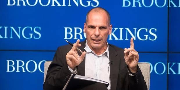 La Grèce domine les débats lors des réunions du FMI - La Libre