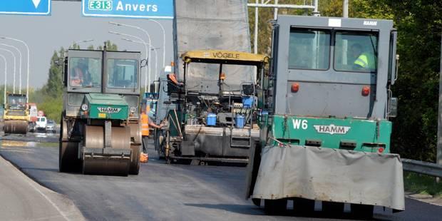Quels sont les grands chantiers qui vont perturber votre quotidien? (INFOGRAPHIE) - La Libre