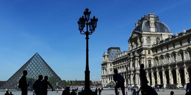 Le Louvre, conseiller artistique de Liège - La Libre