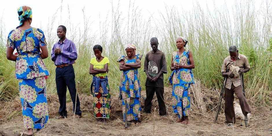 Congo: comment peut-on mourir de faim sur des terres aussi fertiles? - La Libre