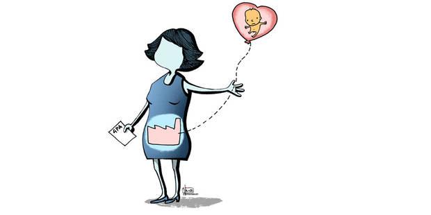 La GPA, préjudice de taille pour le bébé - La Libre