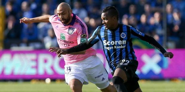 Le Club de Bruges renversant face à Anderlecht (2-1) - La Libre