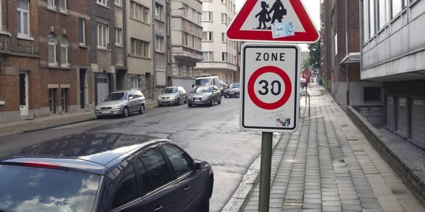 Qui sont les automobilistes qui roulent trop vite? - La Libre